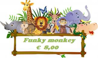 Speeldorp De Jungle - Zwevezele - funky monkey