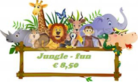 Speeldorp De Jungle - Zwevezele - jungle fun