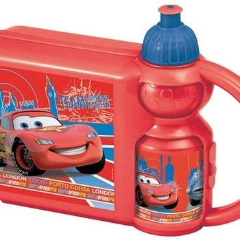 Disney Cars lunchset