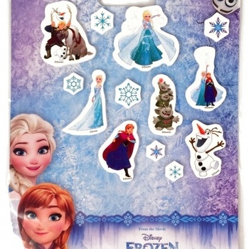 Slammer Frozen stickers