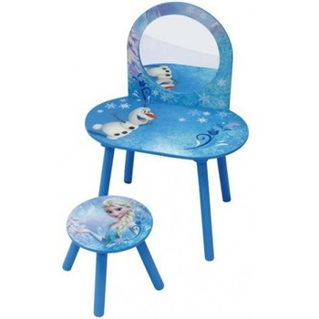 Disney Frozen Make up tafel met krukje