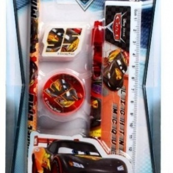 Disney Cars schoolset