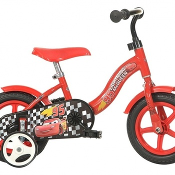 Fiets Cars 10 inch