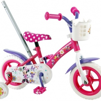 Volare Minnie Mouse meisjesfiets 10 inch