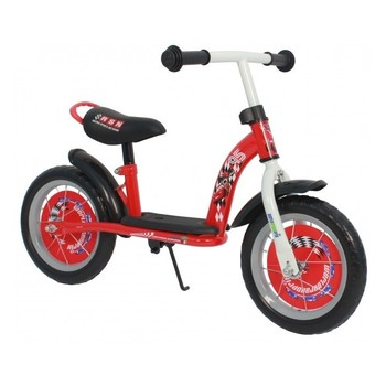 Loopfiets Cars 12 inch