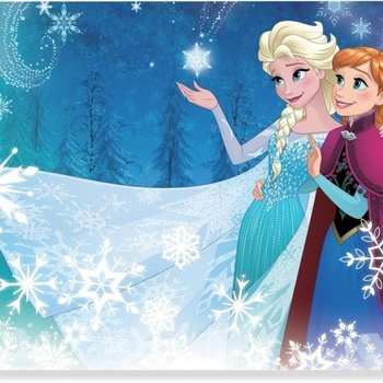 Disney placemat Frozen