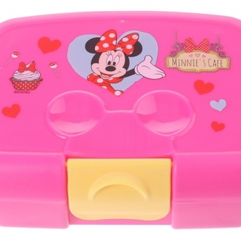 Disney broodtrommel Minnie Mouse