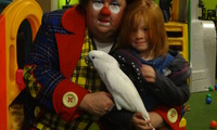 Speeldorp De Jungle - De Jungle 5 jaar - Clown Argo